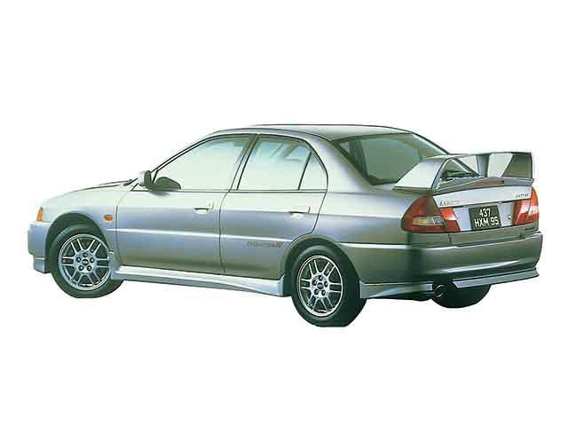 三菱 ランサーエボリューション 1996年8月〜モデル