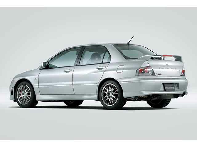 三菱 ランサーエボリューション 2002年2月〜モデル