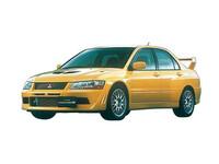三菱 ランサーエボリューション 2001年2月〜モデルのカタログ画像