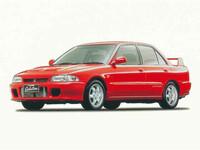 三菱 ランサーエボリューション 1992年10月〜モデルのカタログ画像
