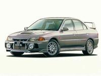 三菱 ランサーエボリューション 1996年8月〜モデルのカタログ画像
