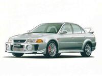 三菱 ランサーエボリューション 1998年1月〜モデルのカタログ画像