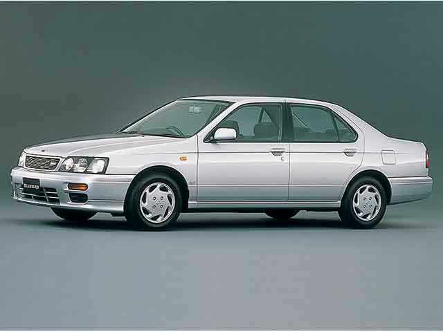 日産 ブルーバード 1996年1月〜モデル