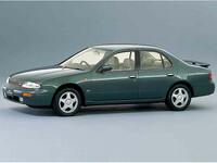 日産 ブルーバード 1991年9月〜モデルのカタログ画像