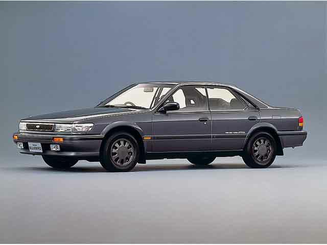 日産 ブルーバード 1989年10月〜モデル