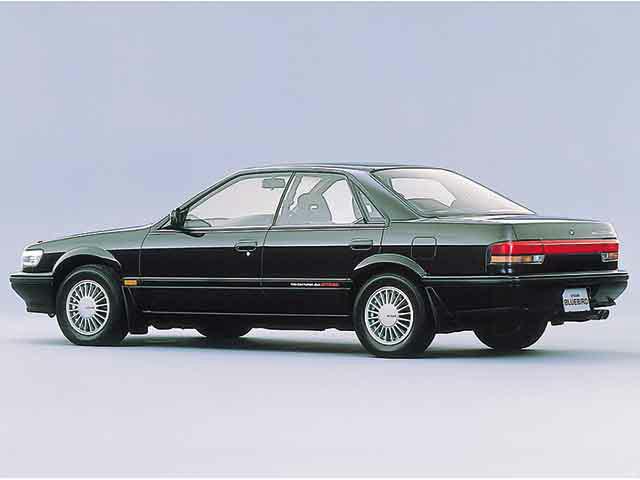 日産 ブルーバード 1987年9月〜モデル
