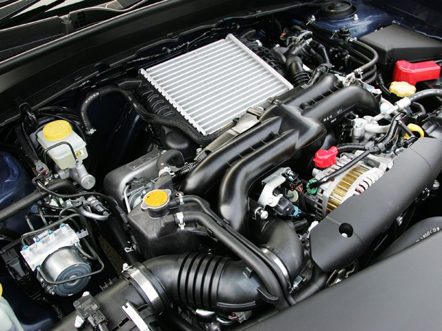 スバル エクシーガ 2009年9月〜モデル