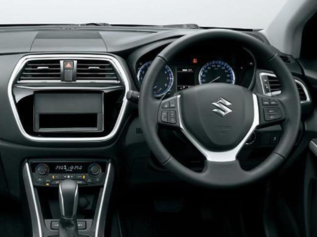 スズキ SX4 S-CROSS 新型・現行モデル