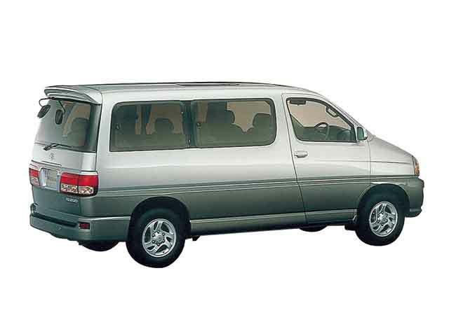 トヨタ レジアス 新型・現行モデル
