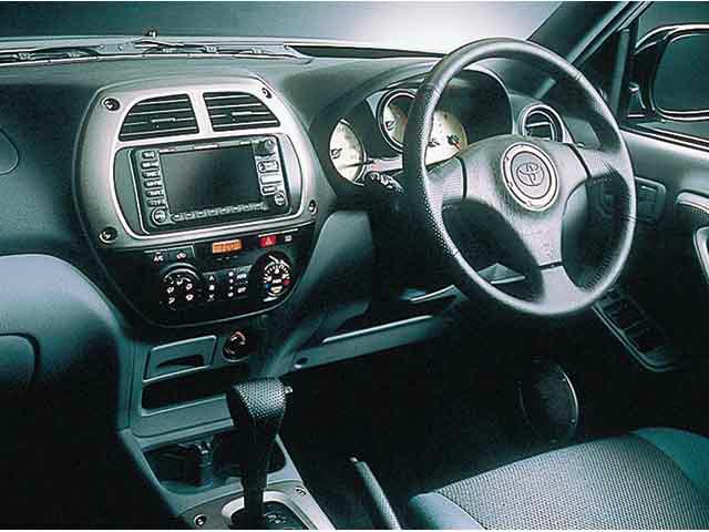 トヨタ RAV4 2000年5月〜モデル