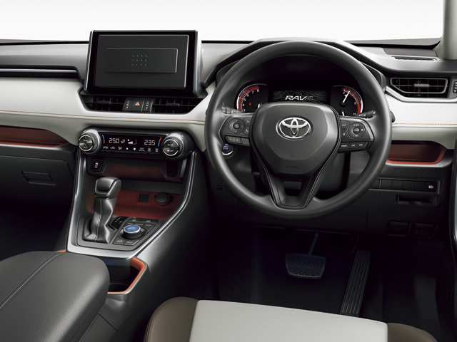 トヨタ RAV4 新型・現行モデル