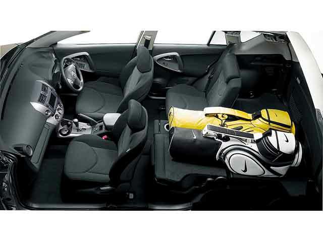 トヨタ RAV4 2005年11月〜モデル
