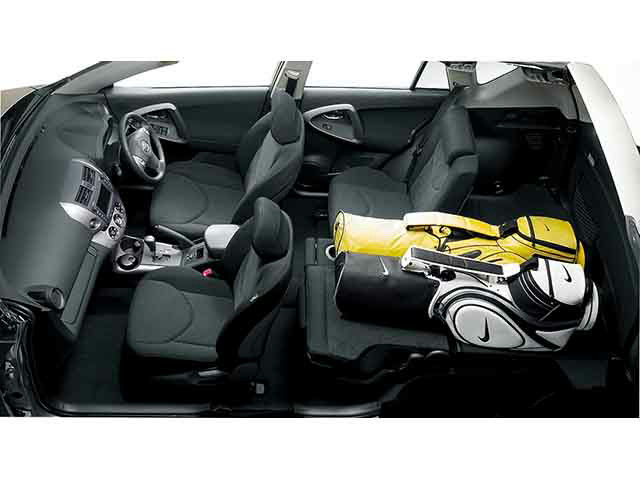 トヨタ RAV4 2006年8月〜モデル