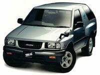 いすゞ ミューウィザード 1995年12月〜モデルのカタログ画像