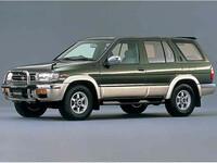 日産 テラノ 1996年8月〜モデルのカタログ画像