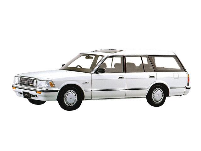 トヨタ クラウンワゴン 1988年9月〜モデル