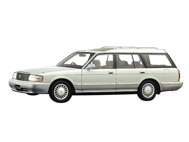 トヨタ クラウンワゴン 新型・現行モデル