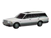 トヨタ クラウンワゴン 1989年8月〜モデルのカタログ画像
