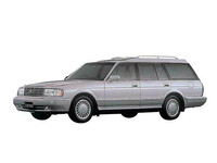 トヨタ クラウンワゴン 1993年8月〜モデルのカタログ画像