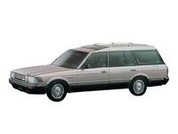 トヨタ クラウンワゴン 1990年8月〜モデルのカタログ画像