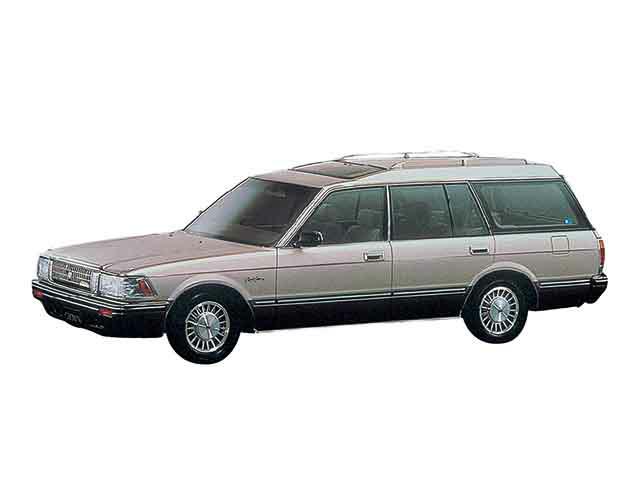 トヨタ クラウンワゴン 1990年8月〜モデル