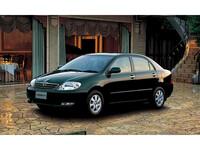 トヨタ カローラ 2001年10月〜モデルのカタログ画像
