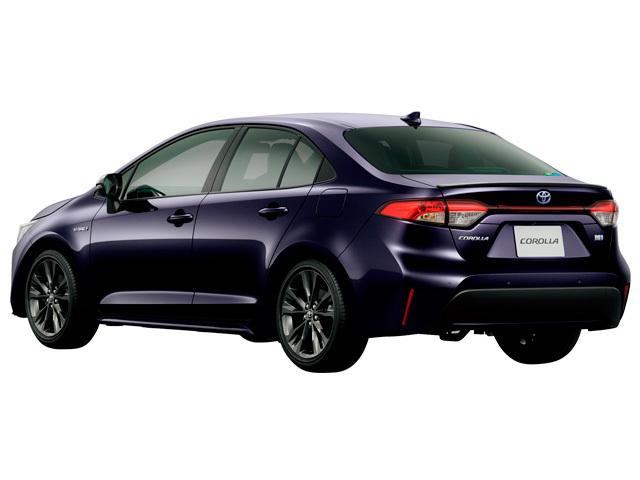 トヨタ カローラ 新型・現行モデル