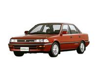 トヨタ カローラ 1989年5月〜モデルのカタログ画像