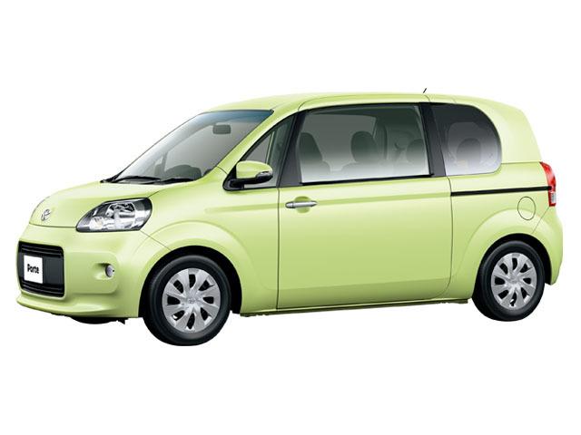 トヨタ ポルテ 2017年12月〜モデル