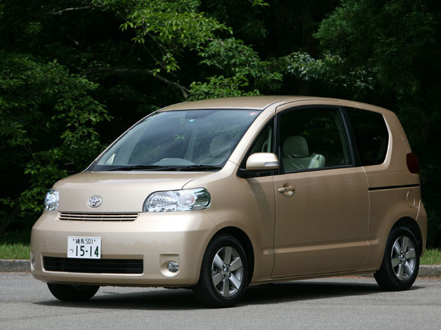 トヨタ ポルテ 2007年6月〜モデル