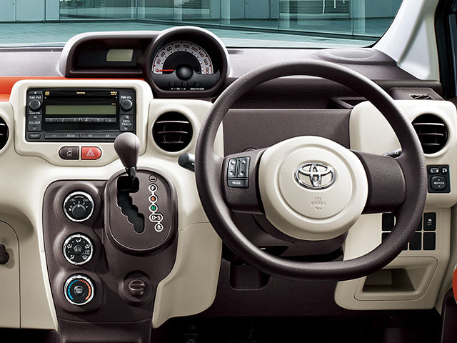 トヨタ ポルテ 新型・現行モデル