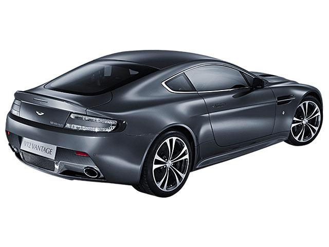 アストンマーティン V12ヴァンテージ 新型・現行モデル