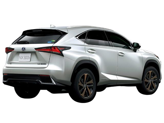 レクサス NX 新型・現行モデル
