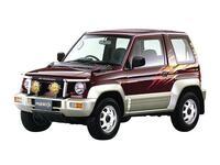 三菱 パジェロジュニア 1997年1月〜モデルのカタログ画像