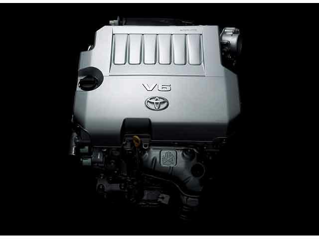 トヨタ ハリアー 2007年1月〜モデル