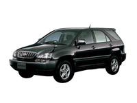 トヨタ ハリアー 2000年11月〜モデルのカタログ画像