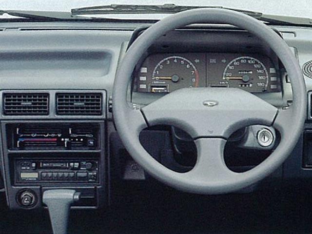 ダイハツ シャレードソシアル 1991年1月〜モデル