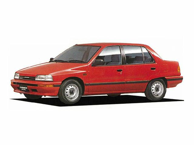 ダイハツ シャレードソシアル 1989年3月〜モデル