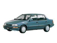 ダイハツ シャレードソシアル 1991年1月〜モデルのカタログ画像