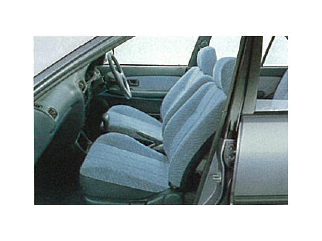 ダイハツ シャレードソシアル 1996年10月〜モデル