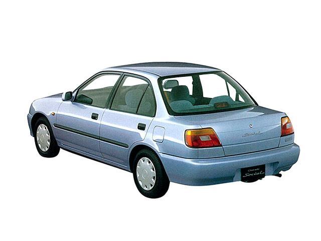 ダイハツ シャレードソシアル 1997年9月〜モデル