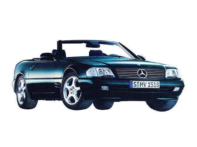 メルセデス・ベンツ SLクラス 2000年1月〜モデル