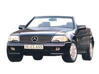 メルセデス・ベンツ SLクラス 1991年8月〜モデルのカタログ画像