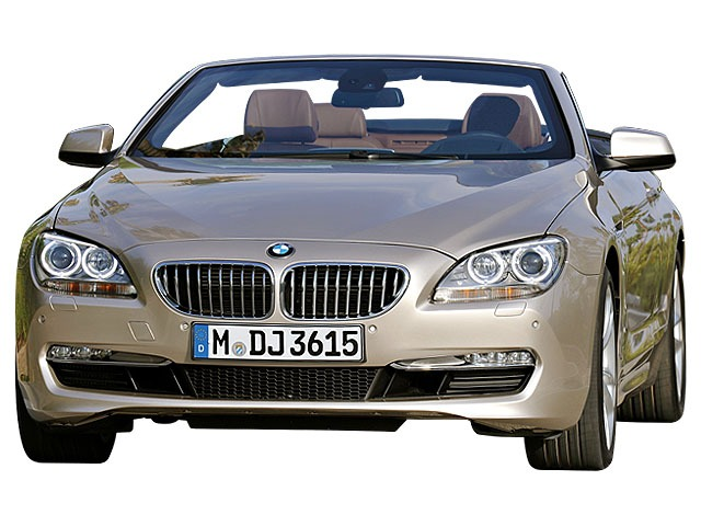 BMW 6シリーズカブリオレ 新型・現行モデル