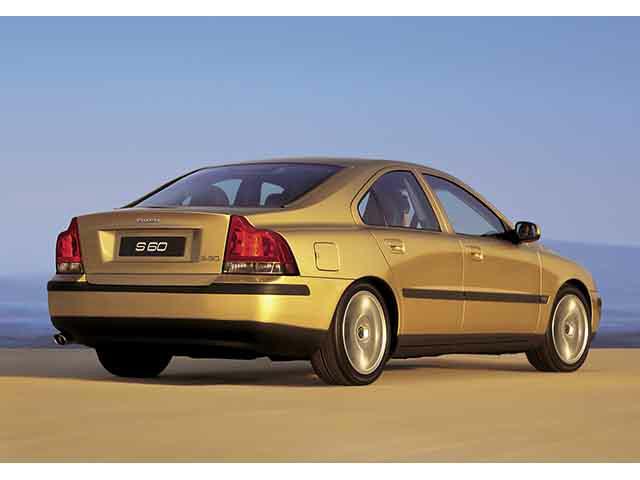 ボルボ S60 2001年9月〜モデル