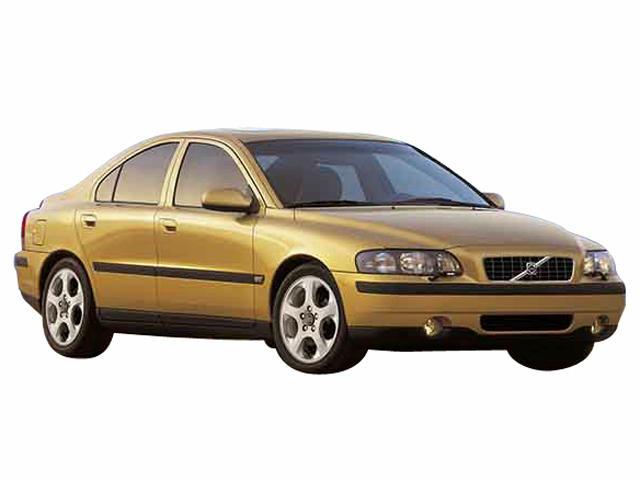 ボルボ S60 2002年11月〜モデル