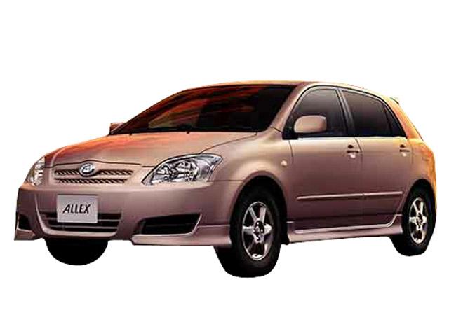 トヨタ アレックス 新型・現行モデル