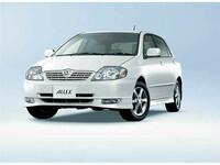 トヨタ アレックス 2001年1月〜モデルのカタログ画像
