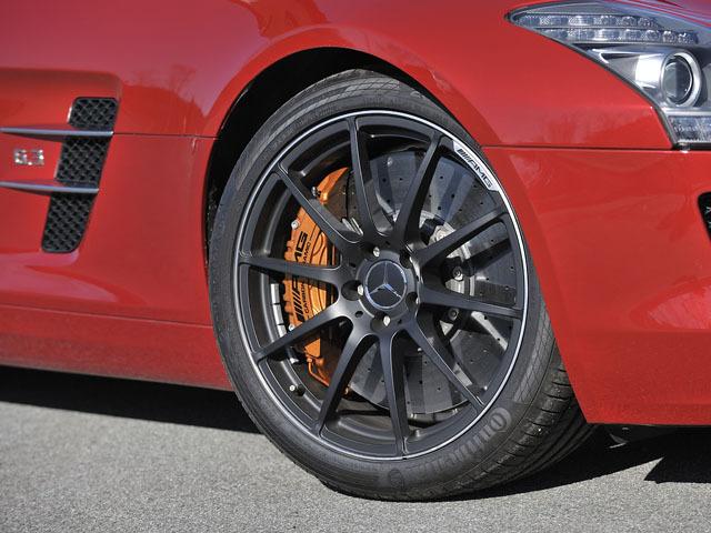 AMG SLSクラス 新型・現行モデル