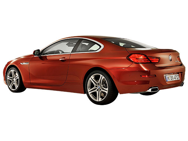 BMW 6シリーズ 2012年8月〜モデル